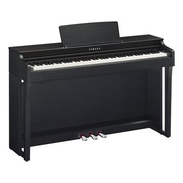 YAMAHA Digitalpiano CLP-625 B - Set